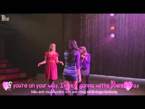 [Vietsub - Kara] Love Song - Glee Cast