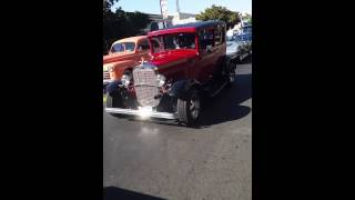 American graffiti 2014 Modesto California