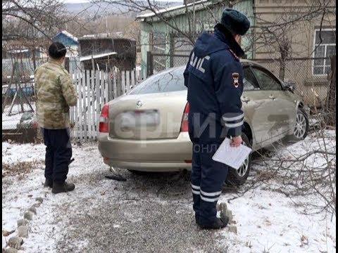 Мойщика, который угнал машину из автосервиса, поймали в Хабаровске. Mestoprotv