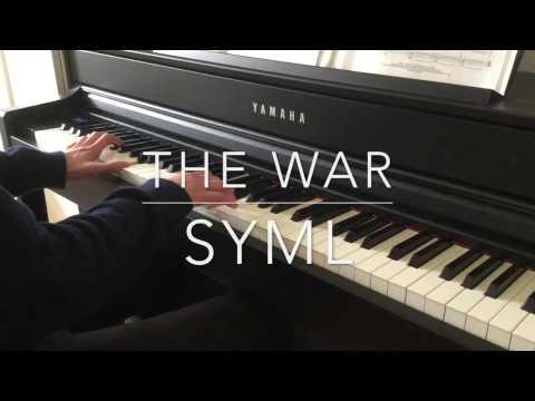 Syml - The War - Piano Cover - BODO