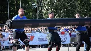 Силовой экстрим на День города: Россия против Китая
