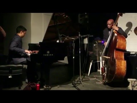 Vijay Iyer, Liberty Ellman, Reggie Workman, Tyshawn Sorey - at The Stone, NYC - Jan 22 2015