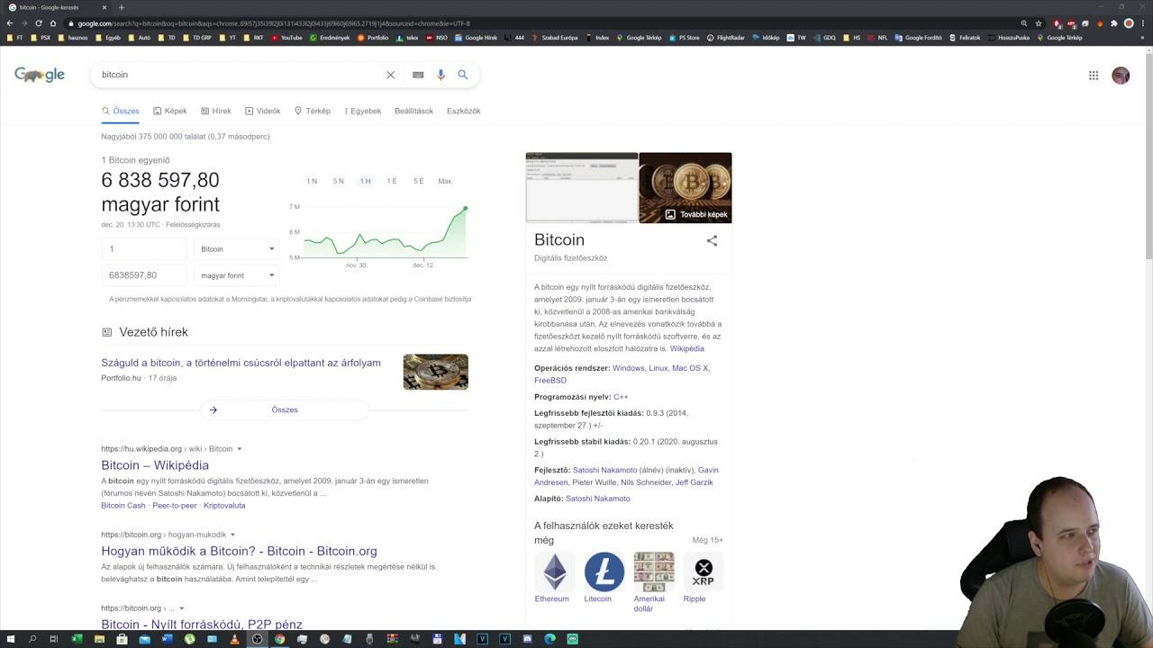 bitcoin – Új Egyenlőség