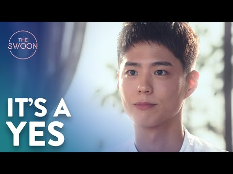 Park Bo-gum wins Kwon Na-ra over with his cooking skills   Itaewon Class Ep 16 [ENG SUB]