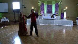 Amaizing First Dance Indian Wedding - Anand & Priyanka - Khuda Jane Ke