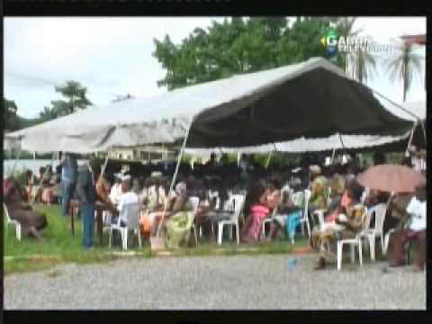 GABON TV : JT 20H DU SAMEDI 26 AVRIL 2014