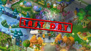 GARDENSCAPES NEW ACRES area 17 day 5 - THE LAST DAY