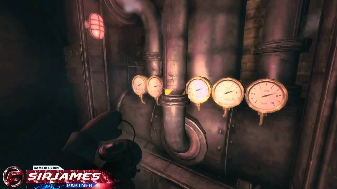 Amnesia A Machine For Pigs Walkthrough Part 10 Engine Room Youtube