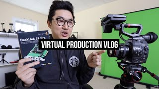 Getting Pro Video into Unreal Engine | Blackmagic Design Decklink 8k Pro
