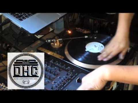 DJ Streak's Straight Arm 1200 Test DHC Mp3
