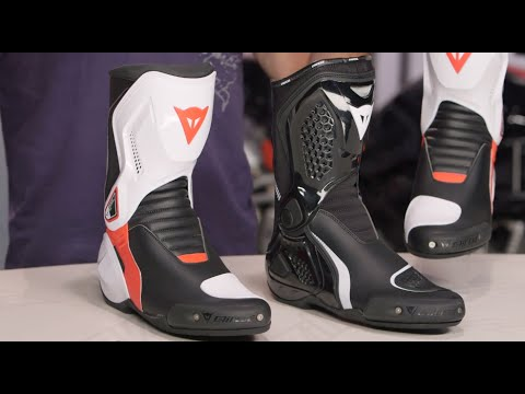af7dd3f069 Dainese Nexus Boots Review at RevZilla.com - YouTube