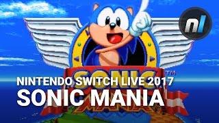 Sonic Mania Official Trailer | Nintendo Switch Live Presentation 2017