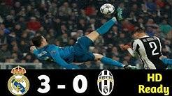 Real madrid vs Juventus 3-0  Highlights   All Goals 03 04 2018
