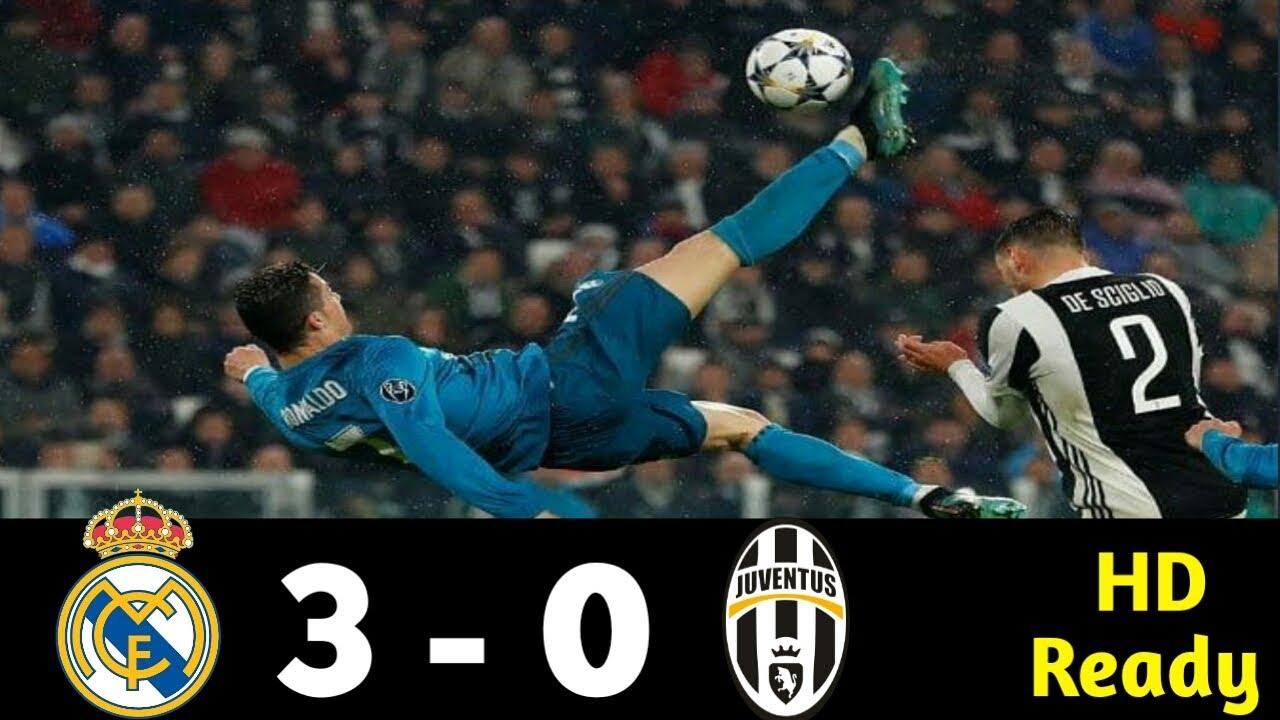 Download Real madrid vs Juventus 3-0  Highlights   All Goals 03 04 2018