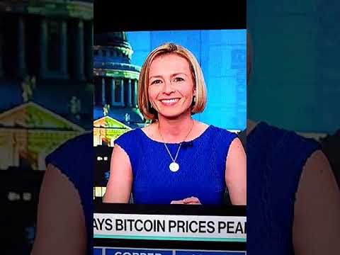 Bloomberg's Caroline Hyde (SEXY)