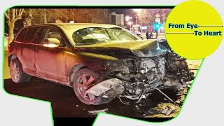 Car Crash) very Shock dash camera 2018 NEW By Top Speed Motor HD (1210) HD