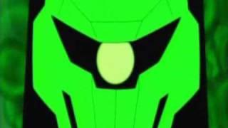 Ben 10 Ultimate Alien Chromastone Transformation