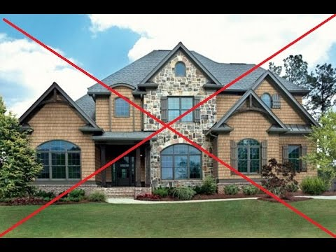 Real Estate Part 1: Why You Shouldn't Buy A House