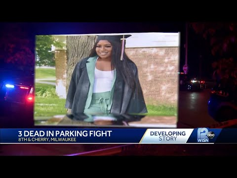 3 Killed In Parking Lot Fight; Self Genocidal Negroes Are Their Own Worse Enemy!!