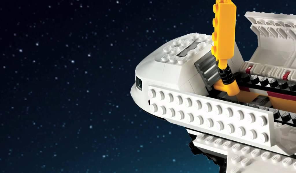 lego space shuttle you tube - photo #48