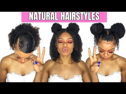 natural-hairstyles- -summer-inspired-natural-hair-tutorial