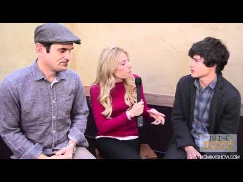 Ty Burrell and Graham Phillips Interview at Sundance
