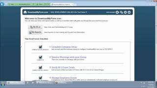 Greenshades Year End Process - Admin/Employer