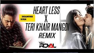 Heartless X Teri Khaer Mangdi   Remix : Mashup (VDJ ROYAL)   Badshah X Bilal Saeed 2018 REZ AMBIENCE