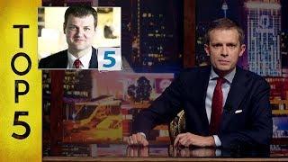 TOP 5 neįtakingiausi Lietuvos politikai || Laikykitės Ten su Andriumi Tapinu