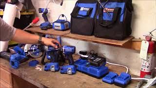 Why Kobalt 24v Brushless Power Tools?