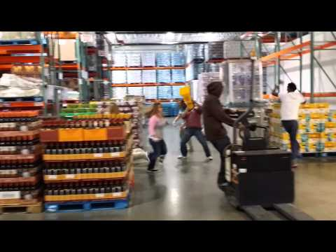 Costco Wholesale Harlem Shake
