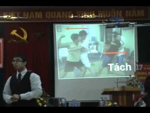 Tập huấn kỹ năng sống trường THPT Phú Xuyên A.flv