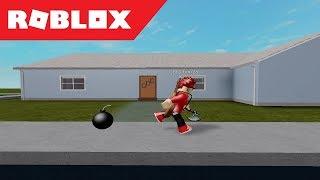 I BLOW UP A NEIGHBORHOOD! | Zerstörung Simulator | Roblox