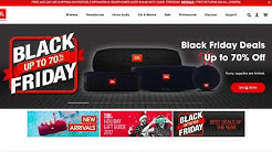 Black Friday JBL awesome deals. (150 for a new JBL Extreme speaker)