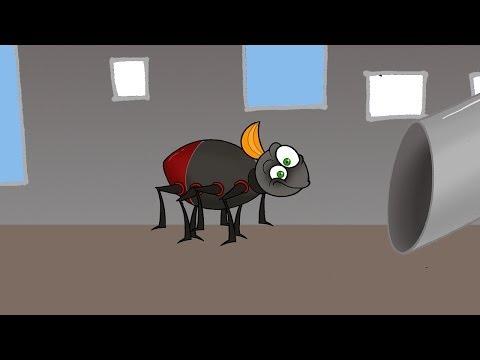 Ici pici pók (Incy wincy spider)