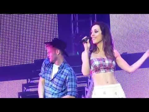 The Big Reunion Tour (HD) B*Witched - Jesse Hold On (2013, Capital FM Arena, Nottingham)
