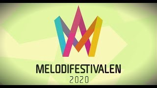 Cover images Melodifestivalen 2020 - All Artists