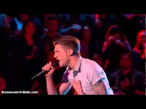 Stevie Joe vs Jake Barker The Voice
