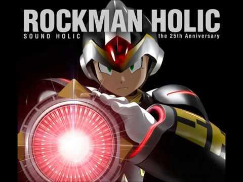 ROCKMAN HOLIC - X-Buster (feat. team. ROCKMAN HOLIC)