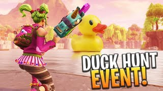 *NEW* SECRET RUBBER DUCKIES SEASON 4 EVENT CHALLENGE LEAKED! - Fortnite: Battle Royale