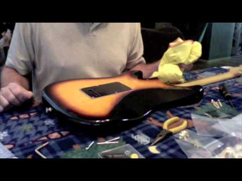 How to install Micro-Tilt on a Fender Telecaster from YouTube · Duration:  5 minutes 37 seconds