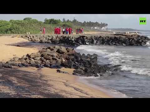 Oil Spill On Venezuelan Shore Preventing People From Fishing – Locals