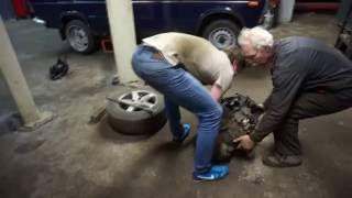 видео ремонт КПП Санкт-Петербург