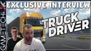 SOEDESCO EXCLUSIVE INTERVIEW - Big news for Truck Driver players!