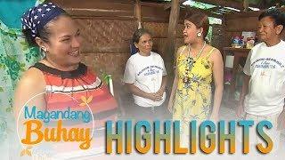 Magandang Buhay: Melai brings Karla to their ancestral house