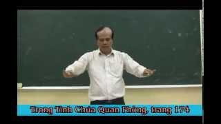 Huong dan danh nhip - Trong tinh Chua quan phong