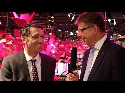 Social Media Post: Reinhard Clemens und Bernd Leukert: Herausforderungen der...