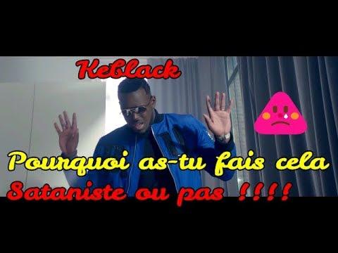 KeBlack - Complètement Sonné ( SATANISTE OU PAS INCROYABLE!!!)