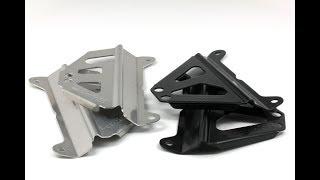 Works Connection-Radiator Braces