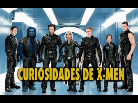Curiosidades de la 1er trilogia de X-Men